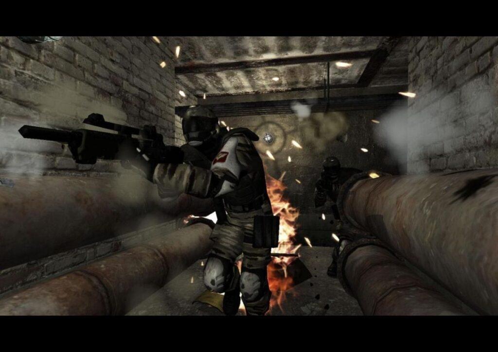 capa de jogo de FPS para PC fraco fear
