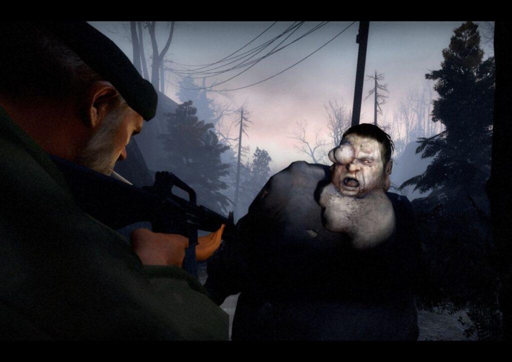 capa de jogo de FPS para PC fraco left 4 dead