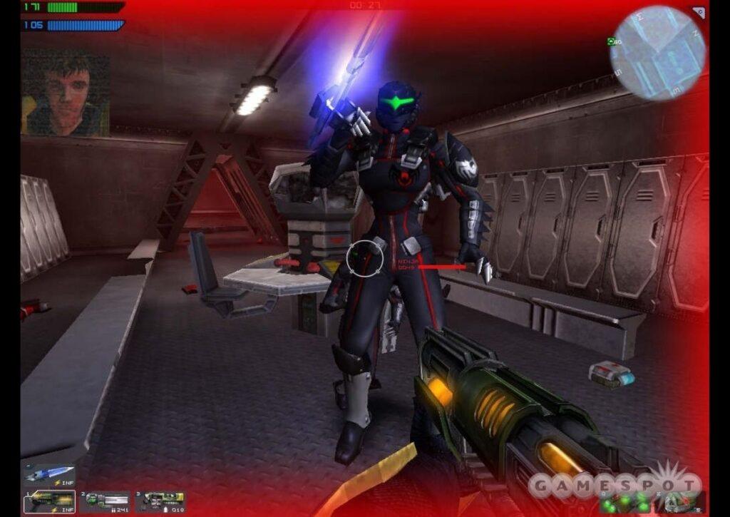 capa de jogo de FPS para PC fraco tribes vengeance