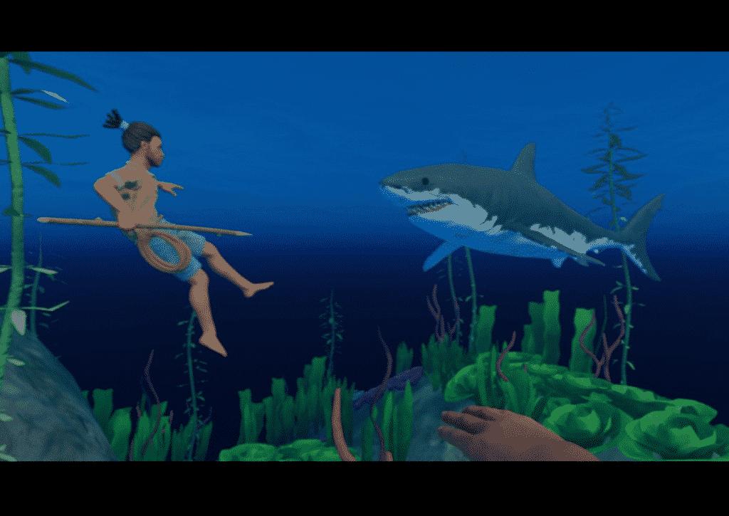capa de jogo de sobrevivencia para pc fraco raft