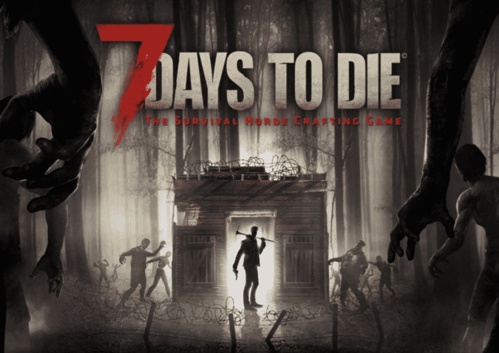 capa do jogo 7 days to die
