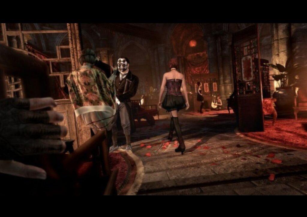 capa do jogo de terror para pc fraco thief