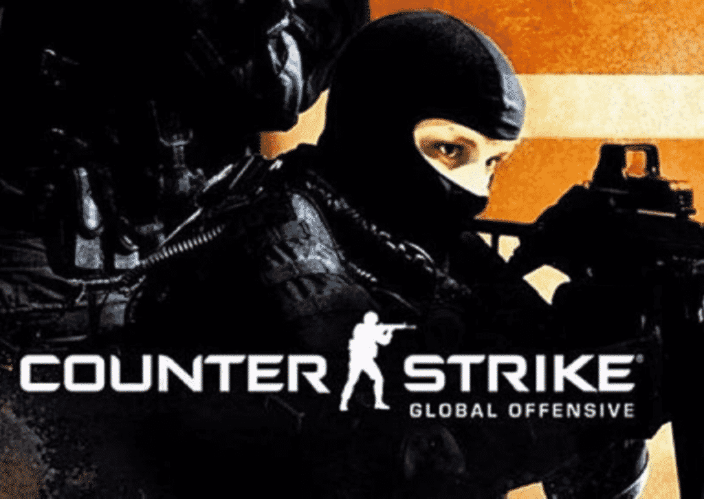 capa do jogo para pc fraco CS GO