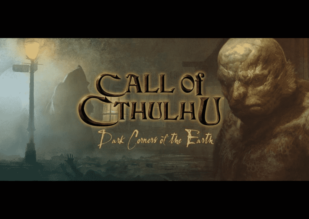 capa do jogo para pc fraco Call of Cthulhu Dark Corners of the Earth
