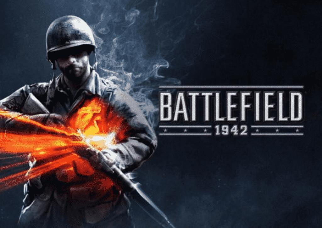 capa do jogo para pc fraco battlefield 1942