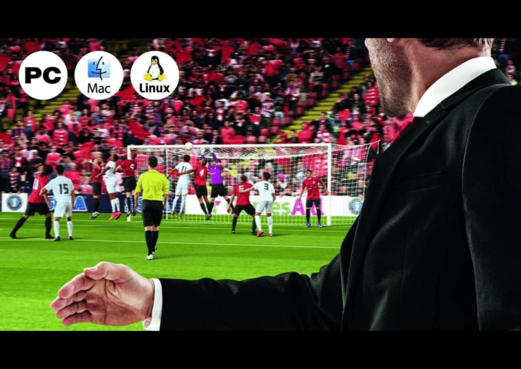 capa do jogo para pc fraco football manager