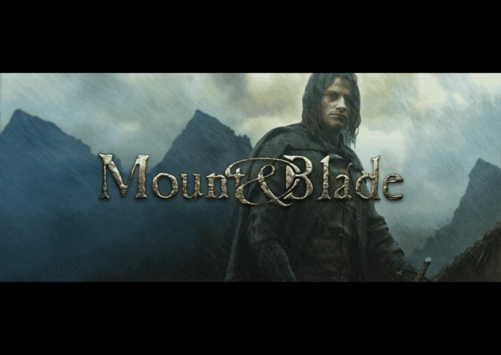 capa do jogo para pc fraco mount & blade