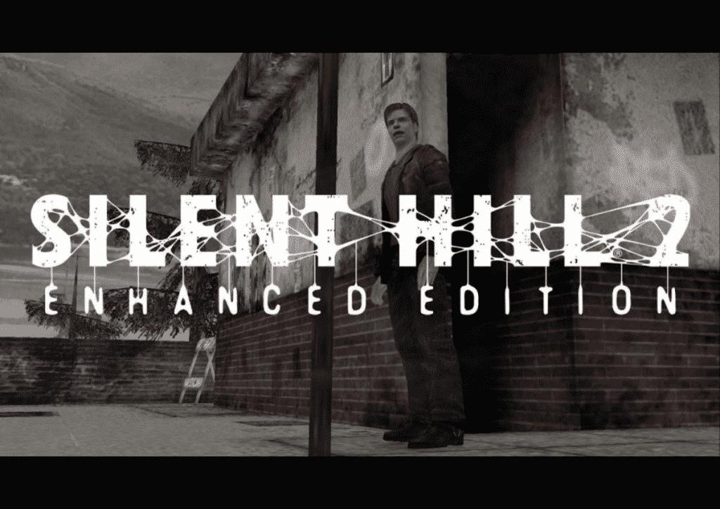 capa do jogo para pc fraco silent hill 2