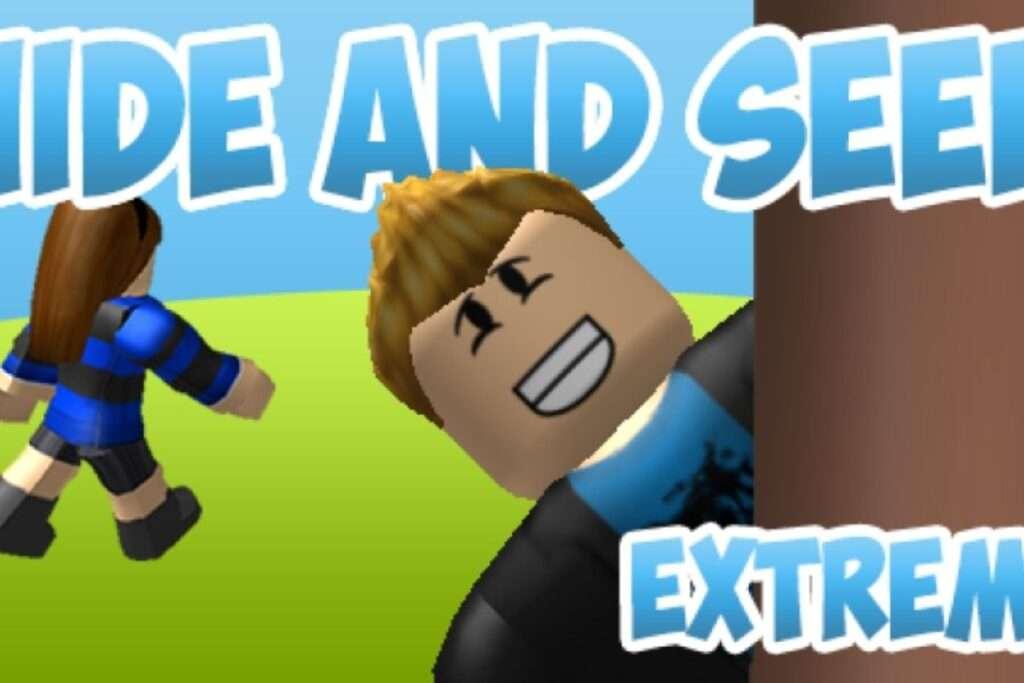 14. Hide and Seek Extreme