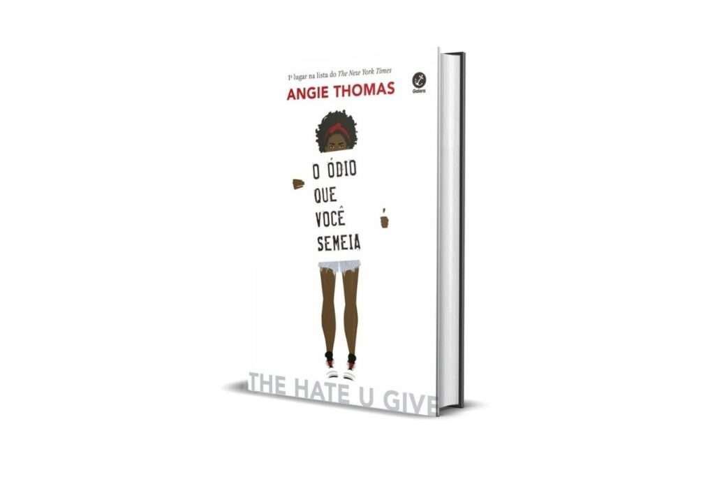 14. O Ódio que Você Semeia, Angie Thomas (Galera Record)