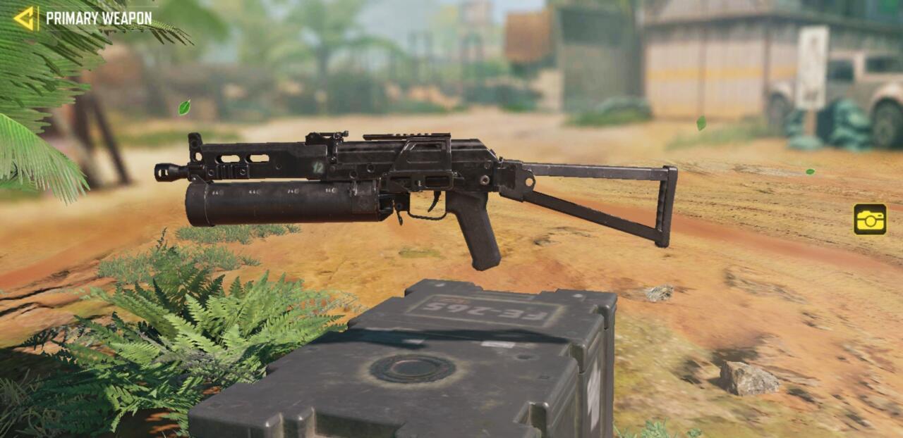 PP19 metralhadora Bizon