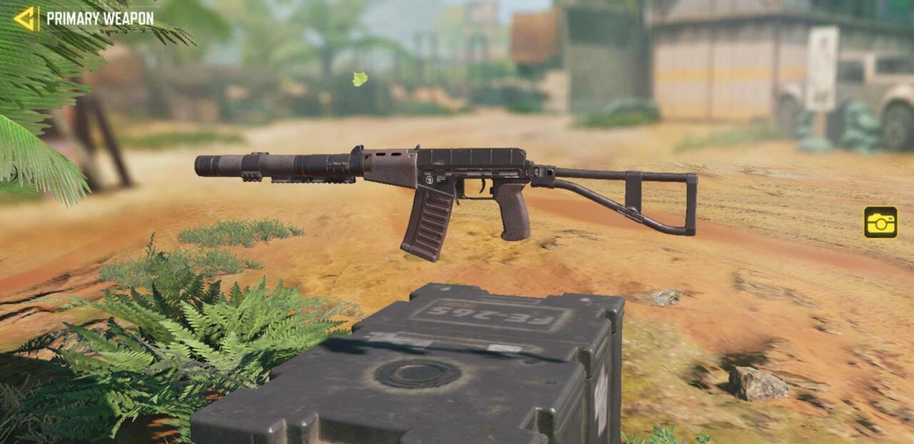 Rifle de assalto AS VAL