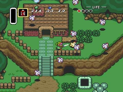 The Legend of Zelda: um link para o passado