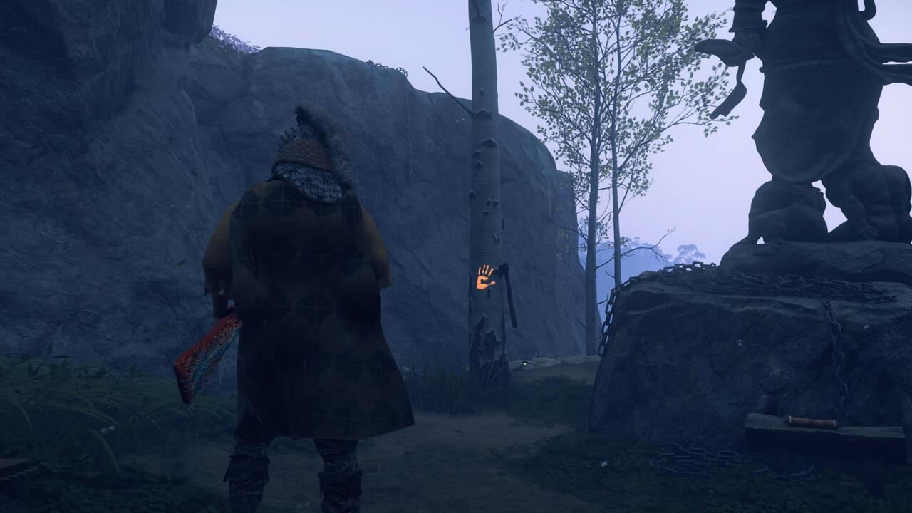 O santuário de cinzas