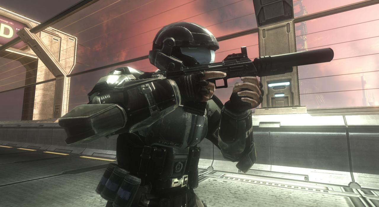 ODST começou como um pequeno projeto e evoluiu para um jogo completo