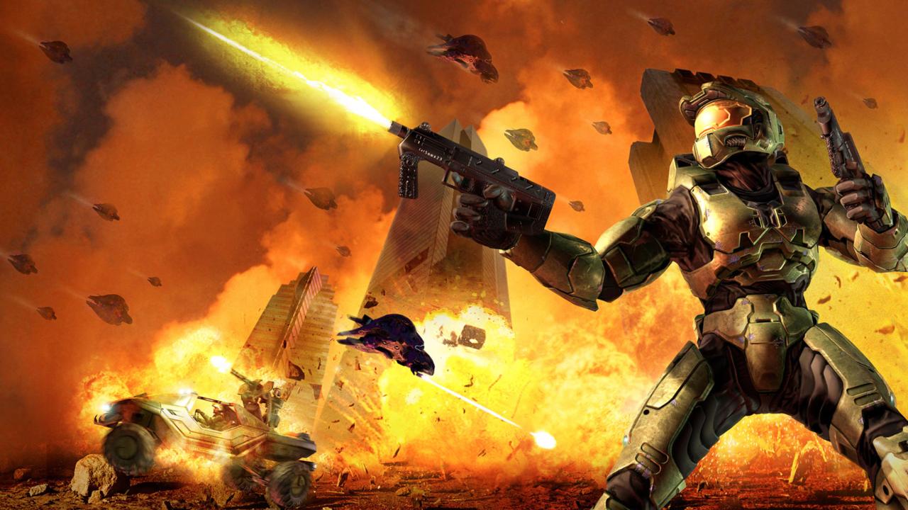 Halo 2 impulsionou a série no Xbox Live