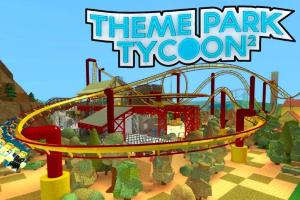 2. Theme Park Tycoon 2