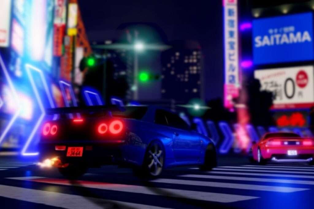 20. Midnight Racing_ Tokyo
