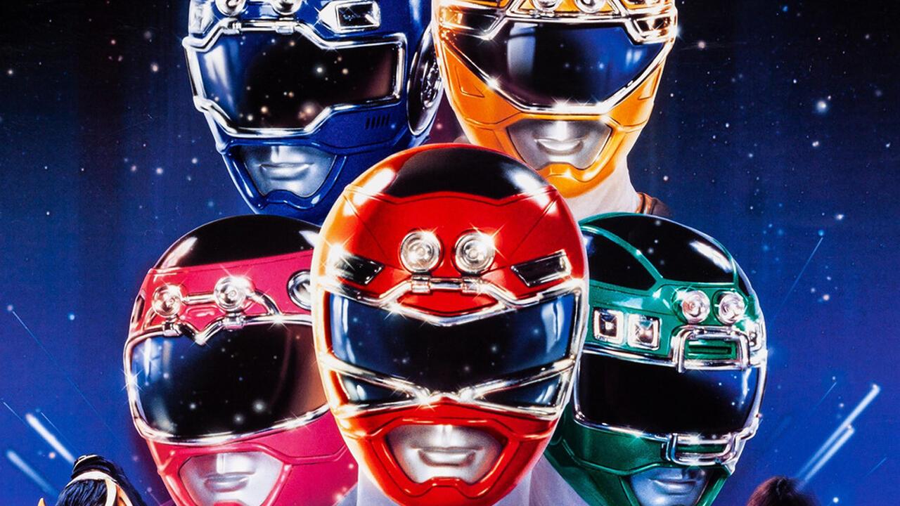 11. Power Rangers Mighty Morphin