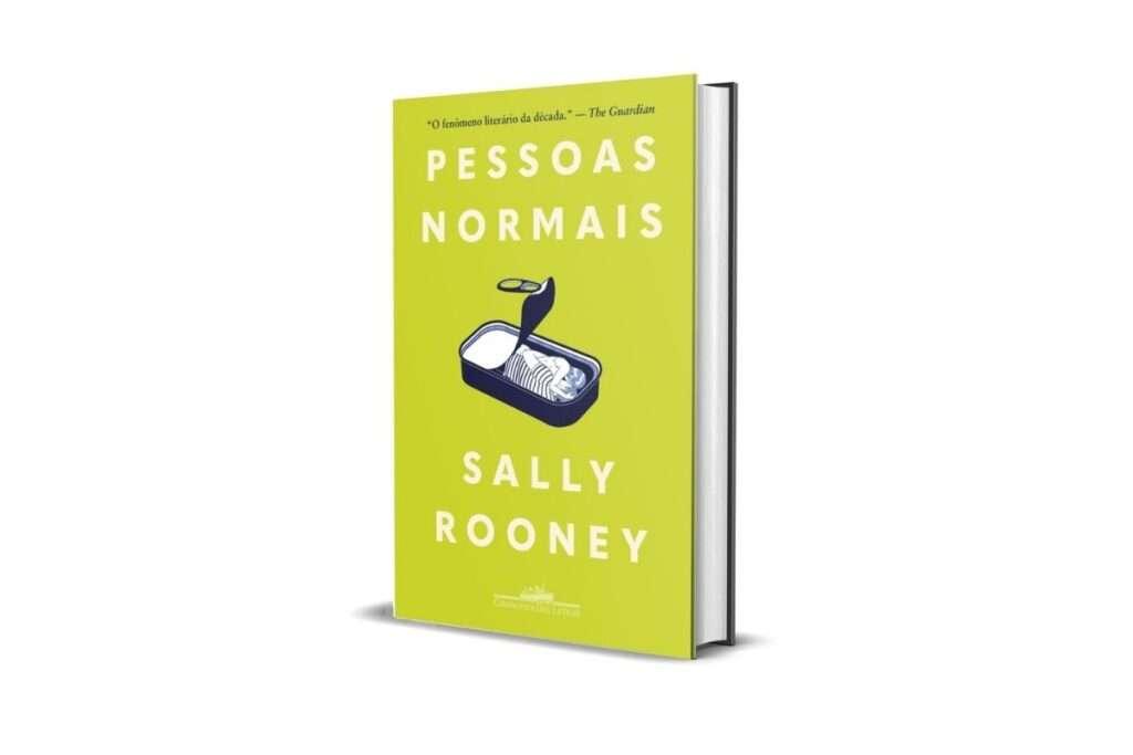 7. Pessoas Normais, Sally Rooney (Companhia das Letras)