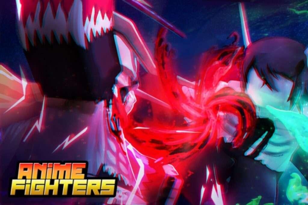 9. Anime Fighter Simulator