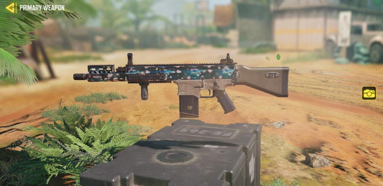 Rifle de assalto DR-H