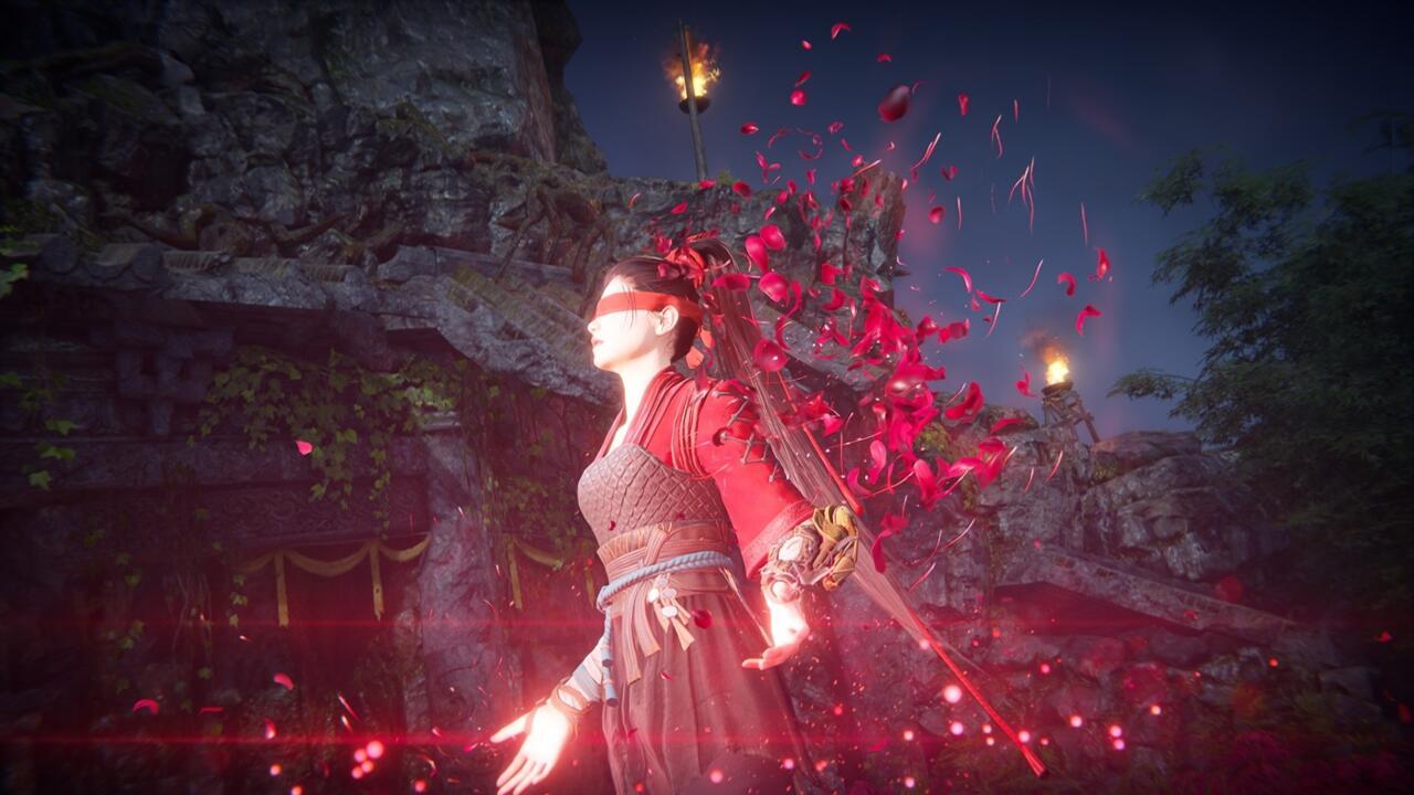 Viper Ning é um dos muitos personagens que você jogará no Naraka Bladepoint.