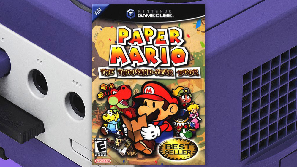Paper Mario: a porta dos mil anos