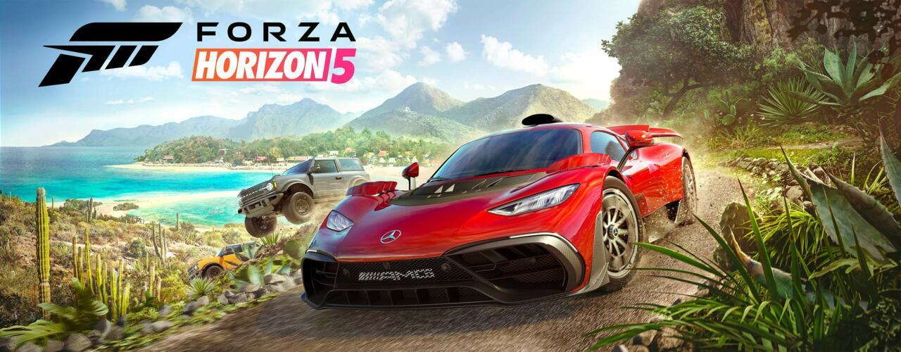 O Forza Horizon 5 cobre carros