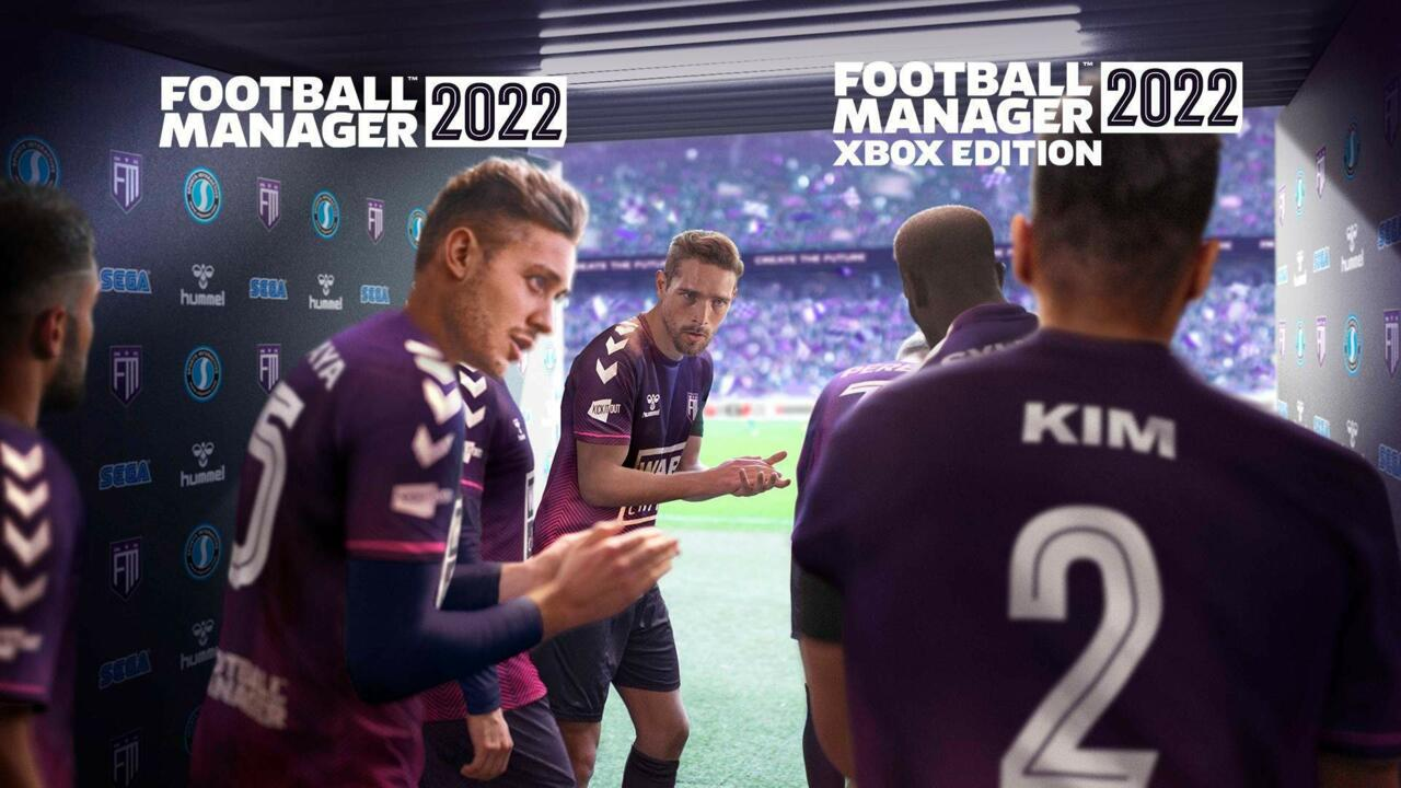 Football Manager 2022 chega ao Game Pass em novembro