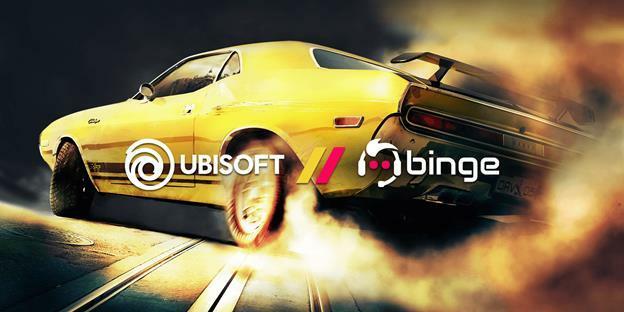 Um programa de TV do Drive está chegando ao Binge