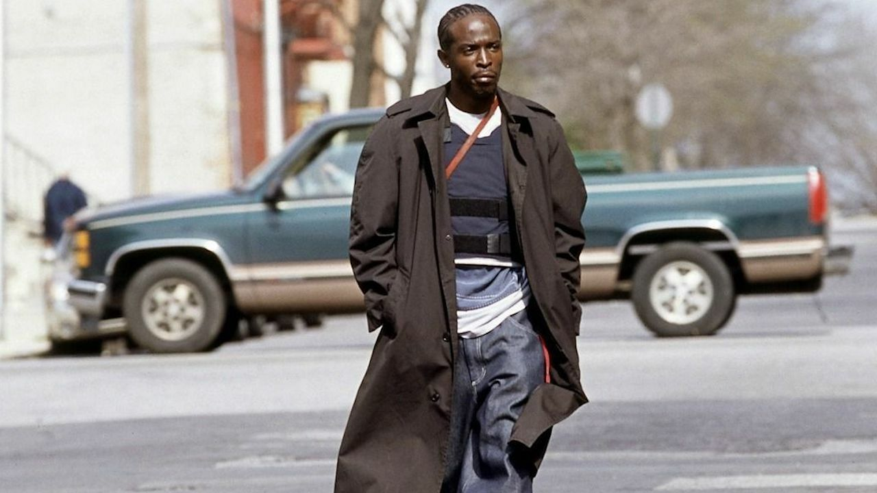 Michael K. Williams em The Wire