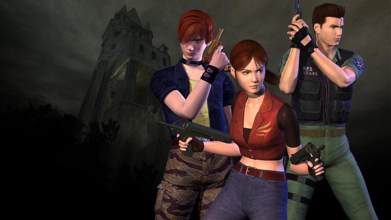 Código de Resident Evil: Veronica