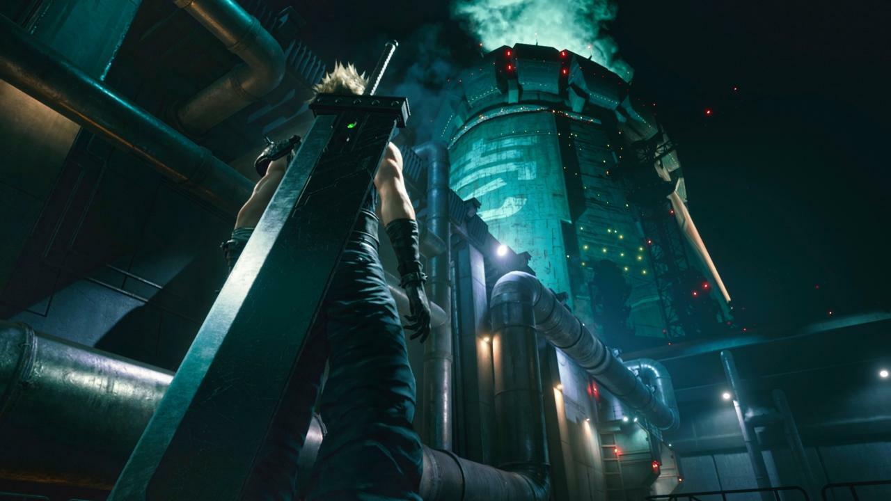 Imagem de Final Fantasy VII Remake Intergrade