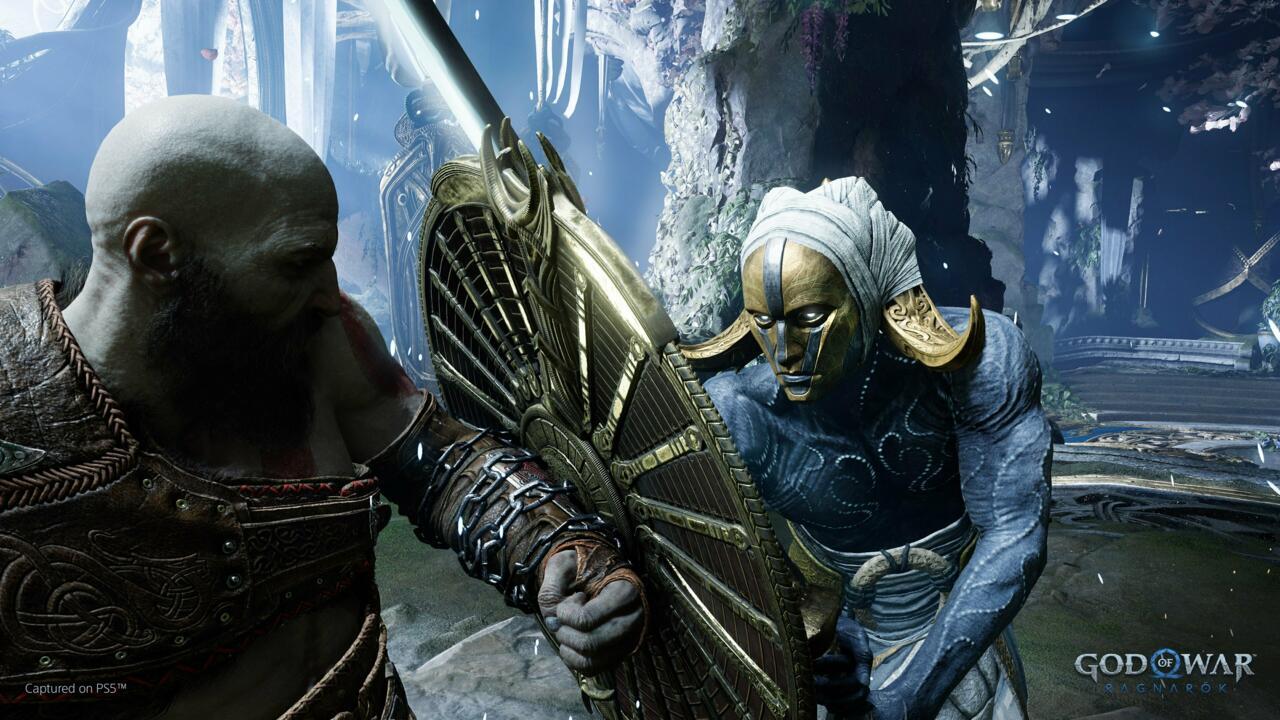 Deus da Guerra: Ragnarok