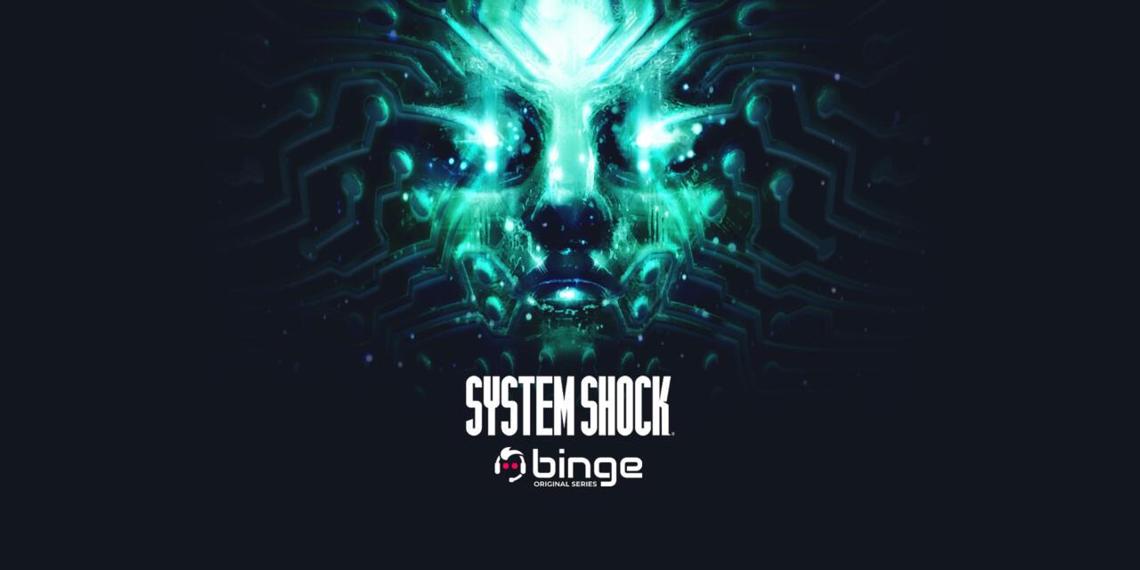 Uma série de TV System Shock está sendo preparada para Bingie